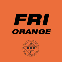 Friday Orange Stage