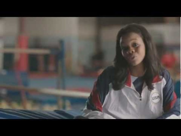 Gabby Douglas Takes the Pledge to Never Text and Drive