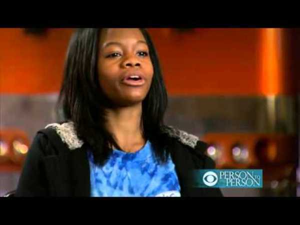 Person to Person: Gabrielle Douglas