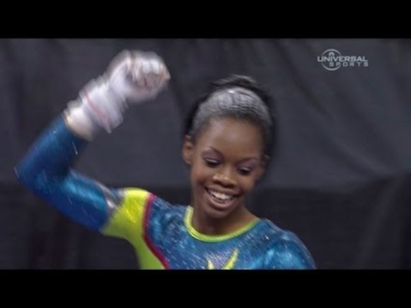 Gabrielle Douglas takes 2nd at Visa Championship - from Universal Sports