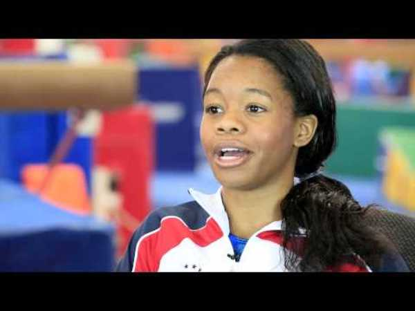 "Gabby Douglas: ""I want to make it big and make it better than last time"""
