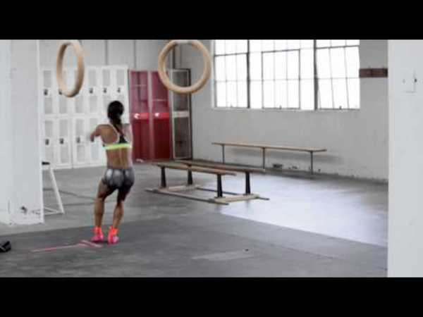 Gabby Douglas joins Nike Training Club