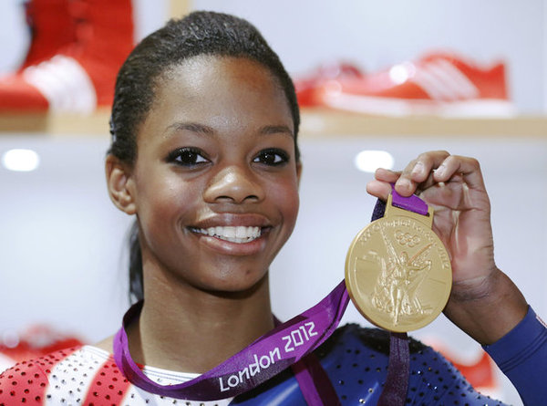 Gabby Douglas On Pushing The Limits And Going For Gold