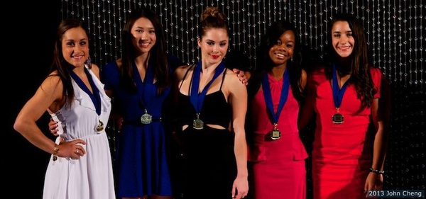 'Fierce Five' Stars Reunite
