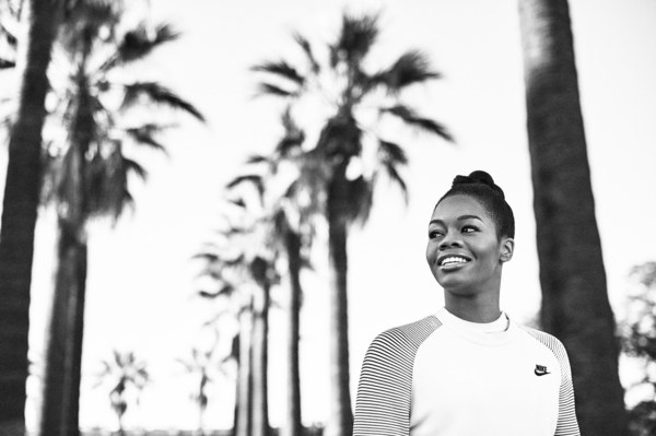 Nike Teamed Up With Gabby Douglas to Bring You the Best Athleisure Line EVER