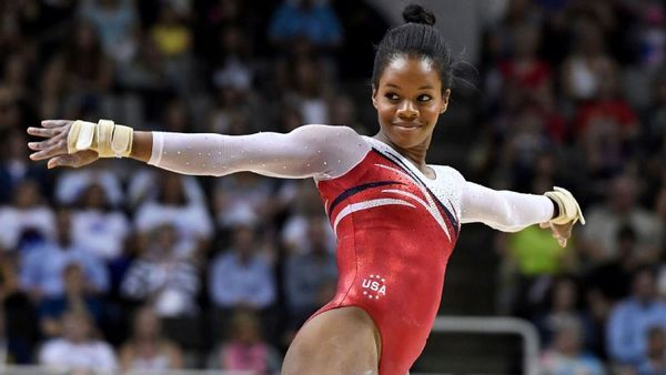 Gabby Douglas: 'I aim to do the impossible'