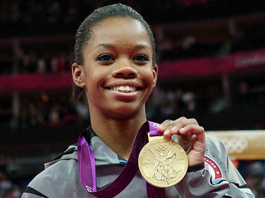 Olympic Gold Medalist Gabby Douglas Talks About Life As A Gymnast