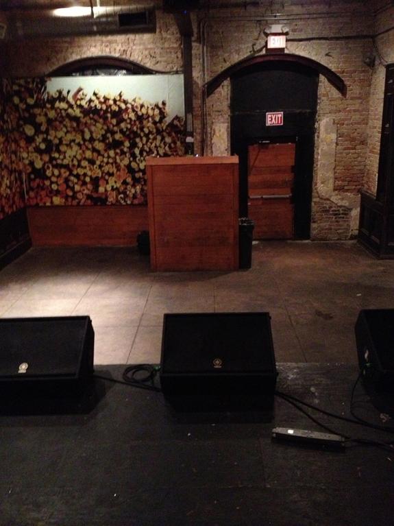 Austin Mohawk Indoor Stage