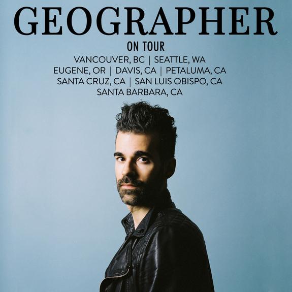 Geographer Tour Dates