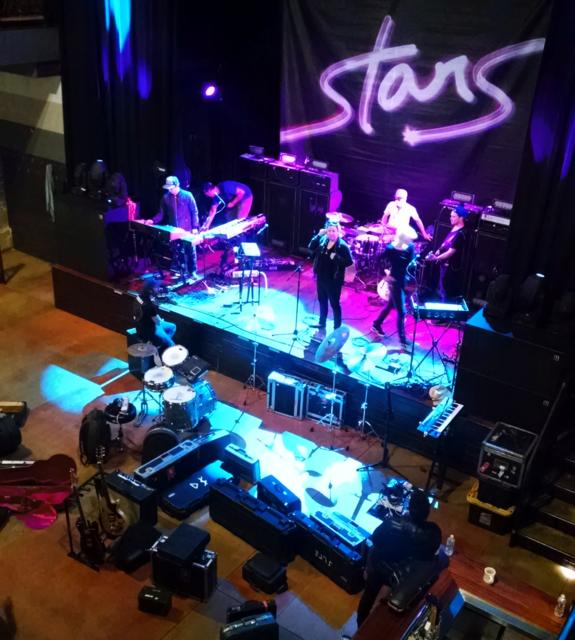 Stars on Stage