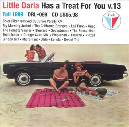 Darla Compilations - Cover Art
