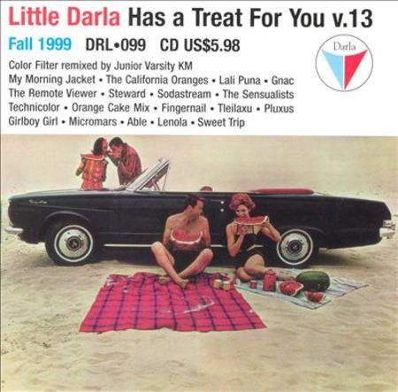 Darla Compilations - Cover Art