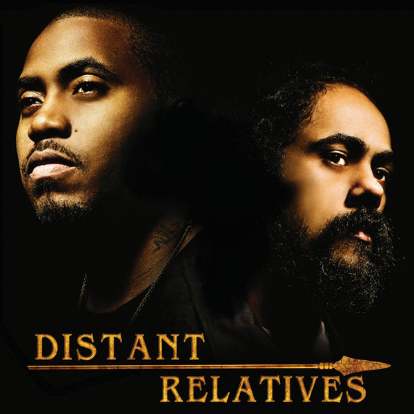 Distant Relatives (Bonus Track Version) - Cover Art