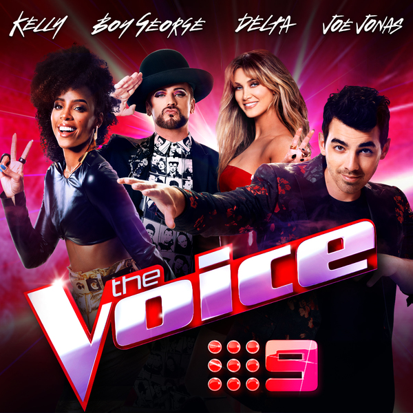 The Voice Australia - Cover Art