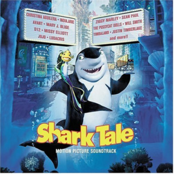 Shark Tale (Soundtrack) - Cover Art