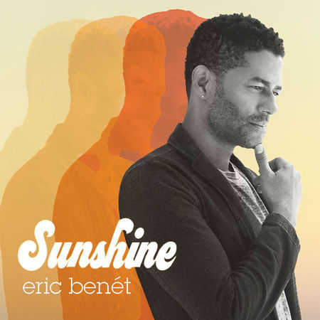 Eric Benet Sunshine - Single - Cover Art