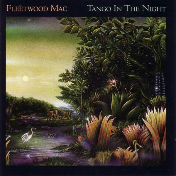 Tango in the Night - Cover Art