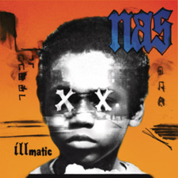 Illmatic XX - Cover Art