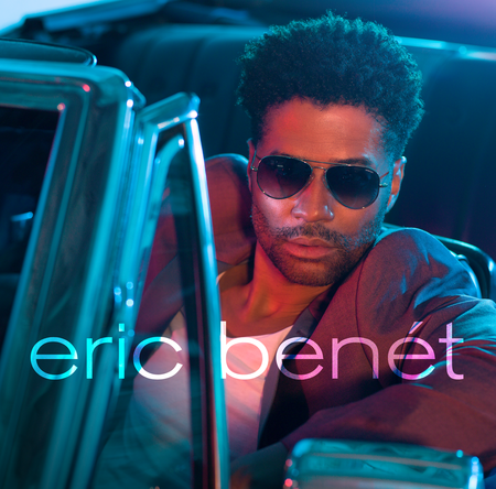 Eric Benet Eric Benét (International Version) - Cover Art