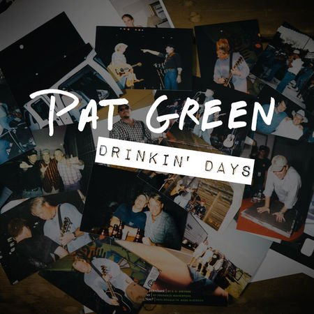 Drinkin' Days - Single - Cover Art