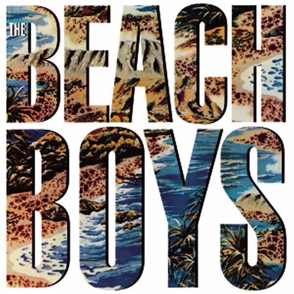 The Beach Boys - Cover Art