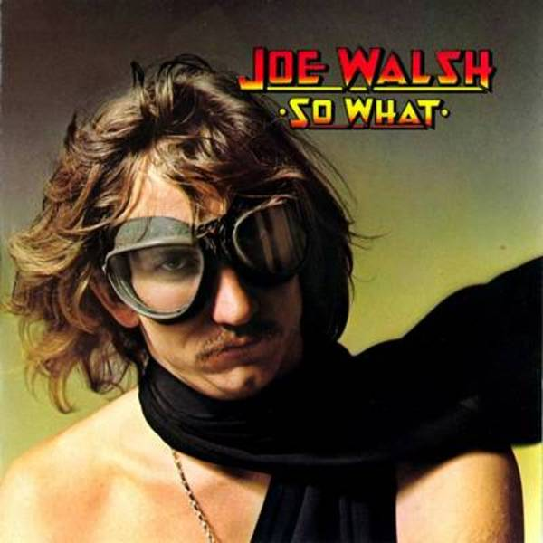 So What - Cover Art