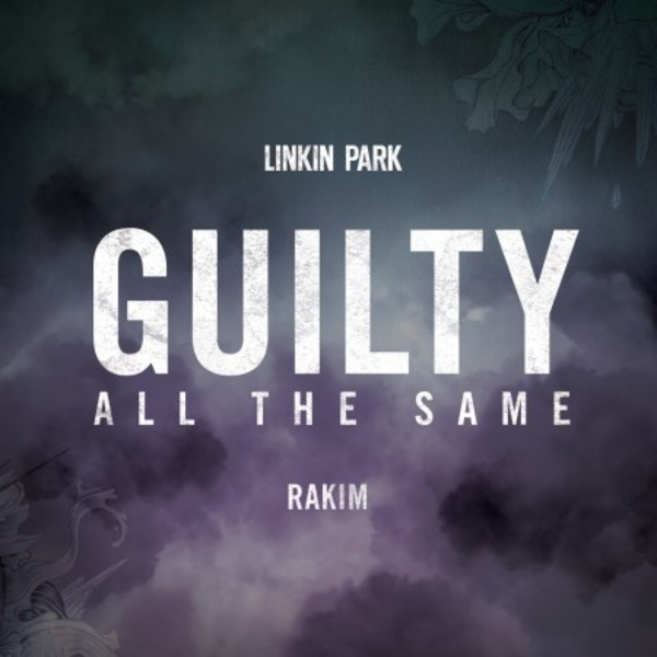 Guilty All The Same  - Cover Art