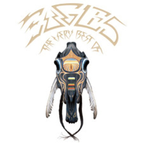 The Very Best of Eagles - Cover Art