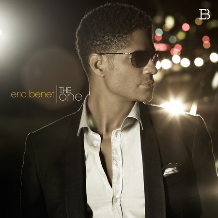 Eric Benet The One - Cover Art