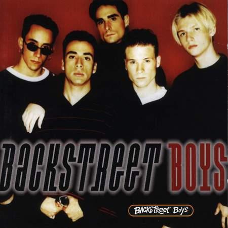 Backstreet Boys (EU) - Cover Art