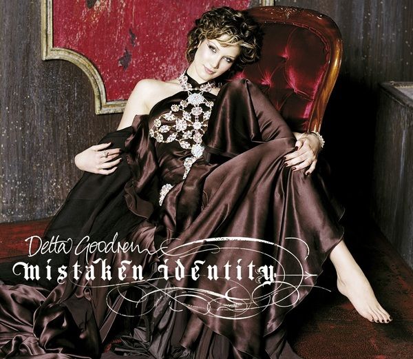 Mistaken  Identity (2005) - Cover Art