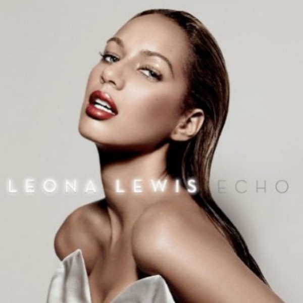 LEONA LEWIS – ECHO - Cover Art