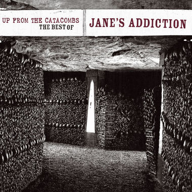 Up from the Catacombs: The Best of Jane's Addiction - Cover Art
