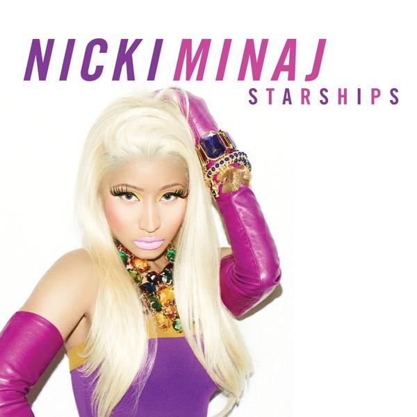 Starships - Cover Art