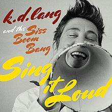 Sing It Loud - Cover Art