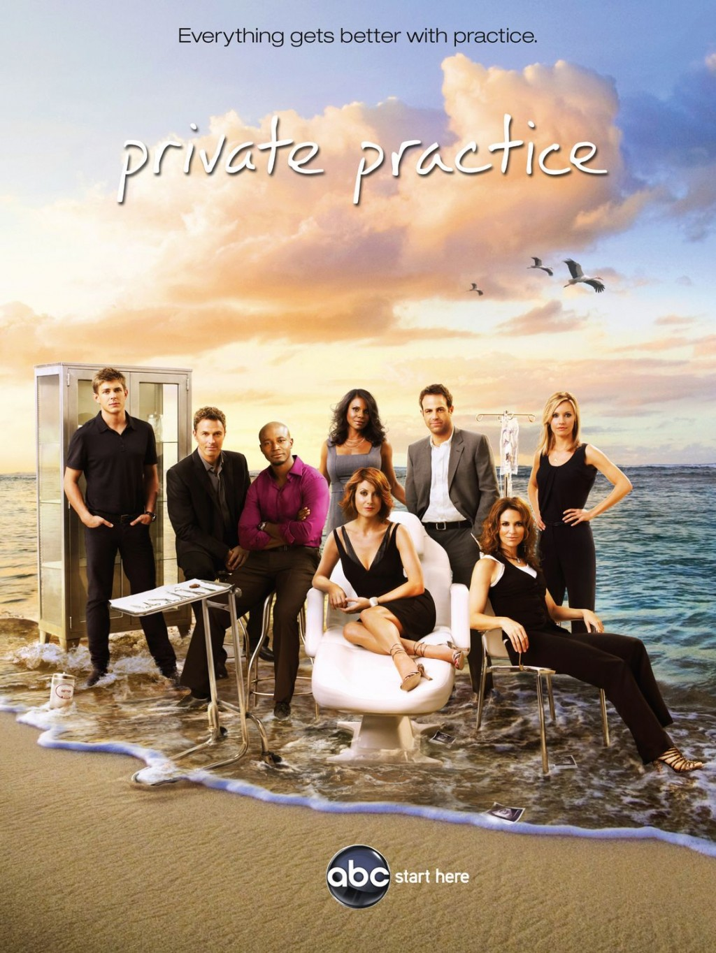 Private Practice - Cover Art