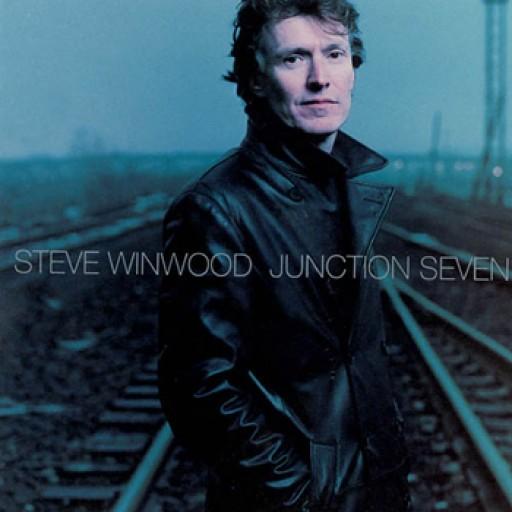 Steve Winwood: Junction Seven - Cover Art