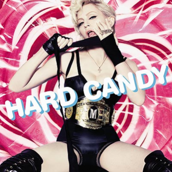 MADONNA – HARD CANDY - Cover Art