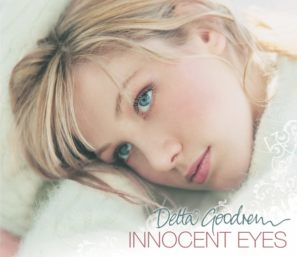 Innocent  Eyes (Single - 2003) - Cover Art