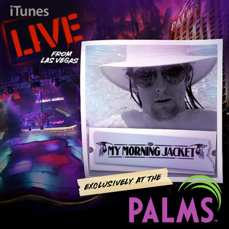Live From Las Vegas At The Palms - EP - Cover Art
