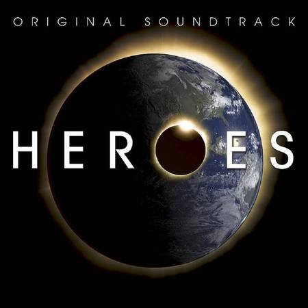 Heroes: Original Soundtrack - Cover Art