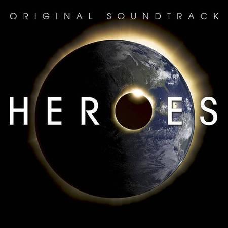 Heroes: Original Soundtrack - Cover Art