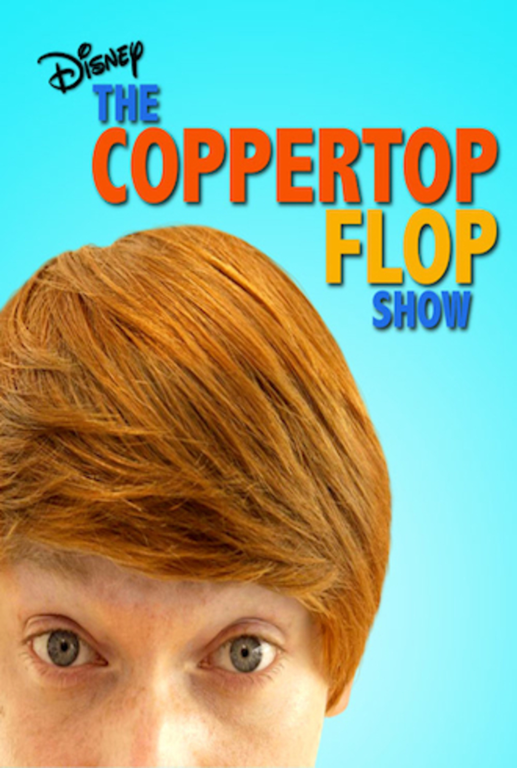 The Coppertop Flop Show - Cover Art