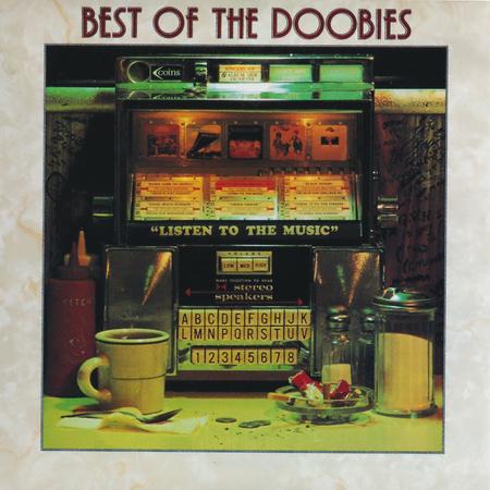 Best of the Doobies (Remastered) - Cover Art