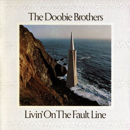 Livin' On the Fault Line - Cover Art