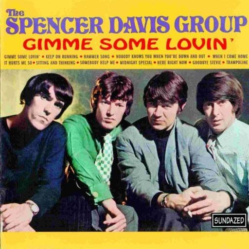 The Spencer Davis Group: Gimme Some Lovin' - Cover Art