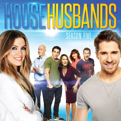 House Husbands (2017) - Cover Art