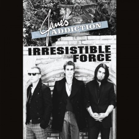 Irresistible Force - Cover Art