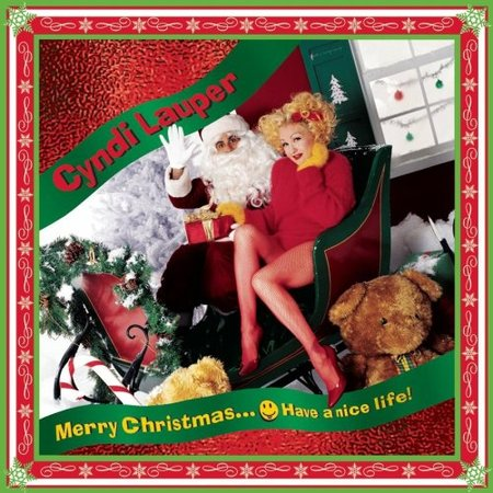 Merry Christmas...Have a Nice Life - Cover Art