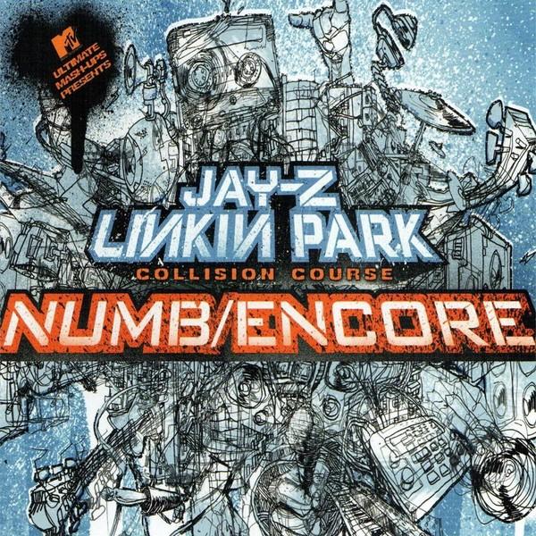 Numb/Encore - Cover Art